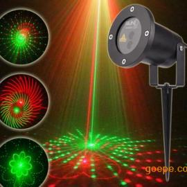 草坪防水镭射灯IC方案_+laser 灯 草坪激光灯开发