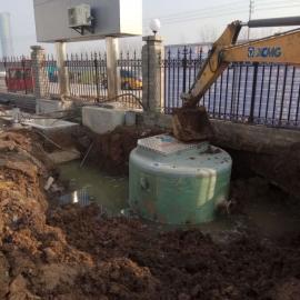 预制式一体化污水提升泵站
