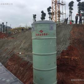 市政污水处理一体化预制泵站