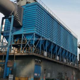 定制6万风量LCMD型长袋离线脉冲布袋除尘器来河北天茂厂家