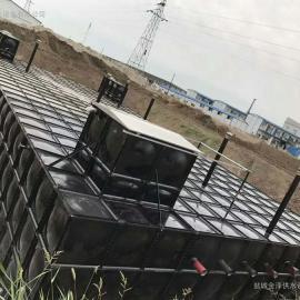 地埋式箱泵一体化恒压给水设备包验收