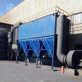 水泥厂PPC型气箱脉冲布袋除尘器 PPC脉冲布袋除尘器天茂厂家直销