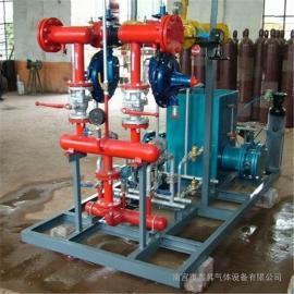 LNG、CNG天然气撬装式减压供气站 减压撬