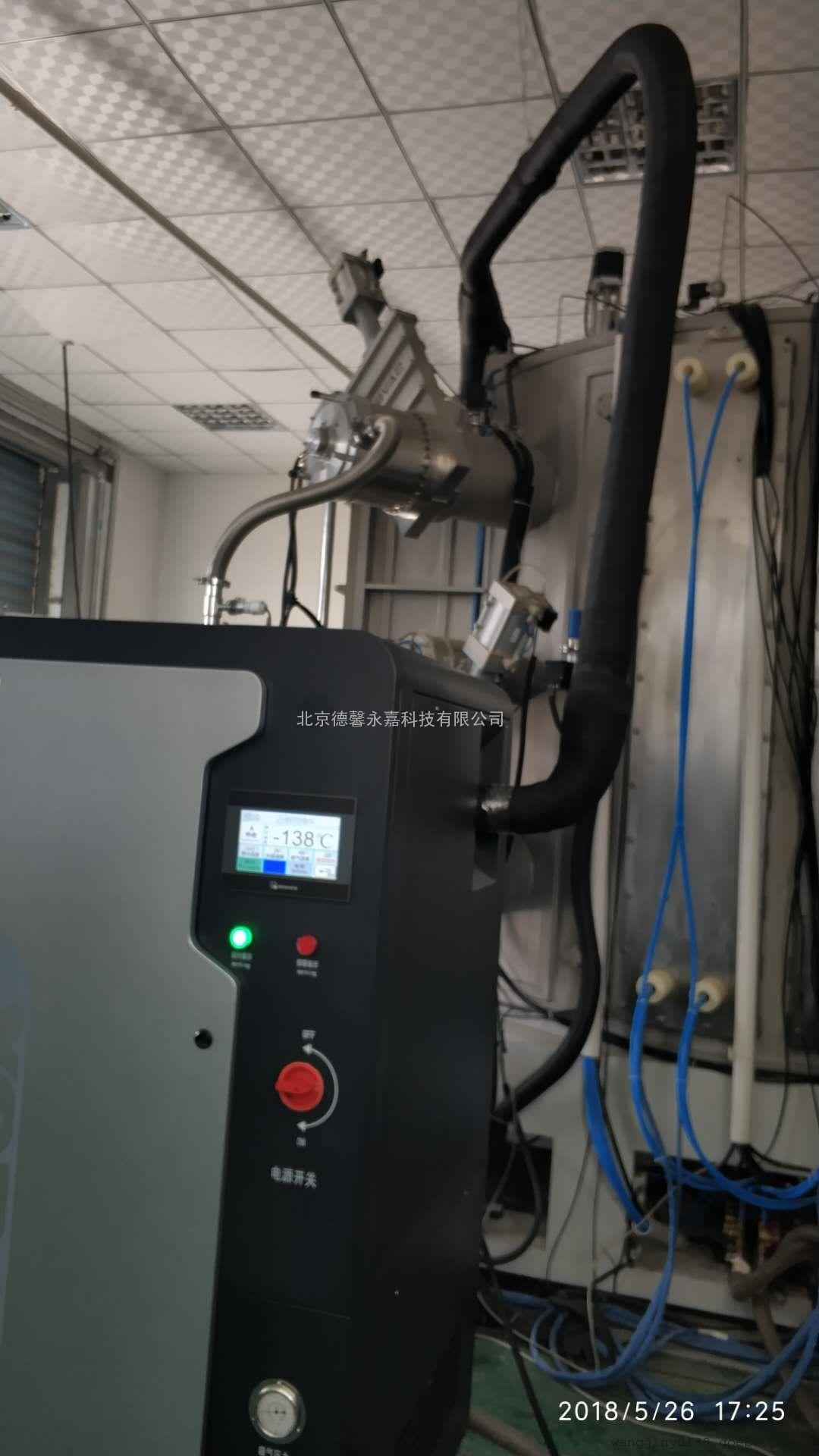 美国Polycold真空镀膜系统替代液氮技术超低温水汽捕集泵