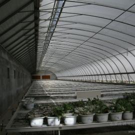 日光温室、卷帘设备