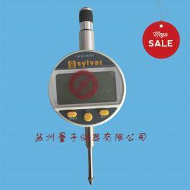 瑞士sylvac数显电子表805.5501,量程25mm