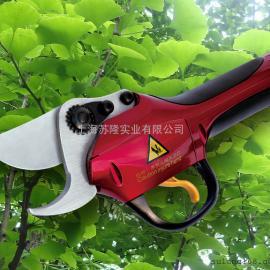 兴立电动高枝剪、SCA2型高枝剪、剪切直径3cm超长耐用 锂电池剪刀