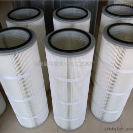 PTFE覆膜除尘滤芯 防油 防水 防静电 生产厂家 大量现货各种尺寸