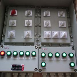 BDG58-6回路 防爆照明配电箱控制箱_BXD51-6K