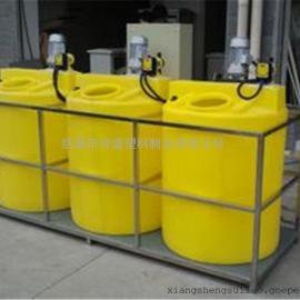 1000L大型塑料搅拌桶