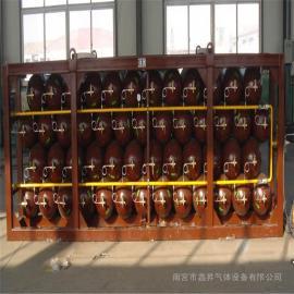 CNG天然气瓶组 天然气钢瓶