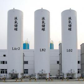中杰特装承建工业气体充装站 氧气充装站 氧气站设计安装