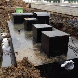 农村污水收集处理设备