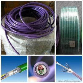 西门子紫色总线电缆6XV1830-0EH10