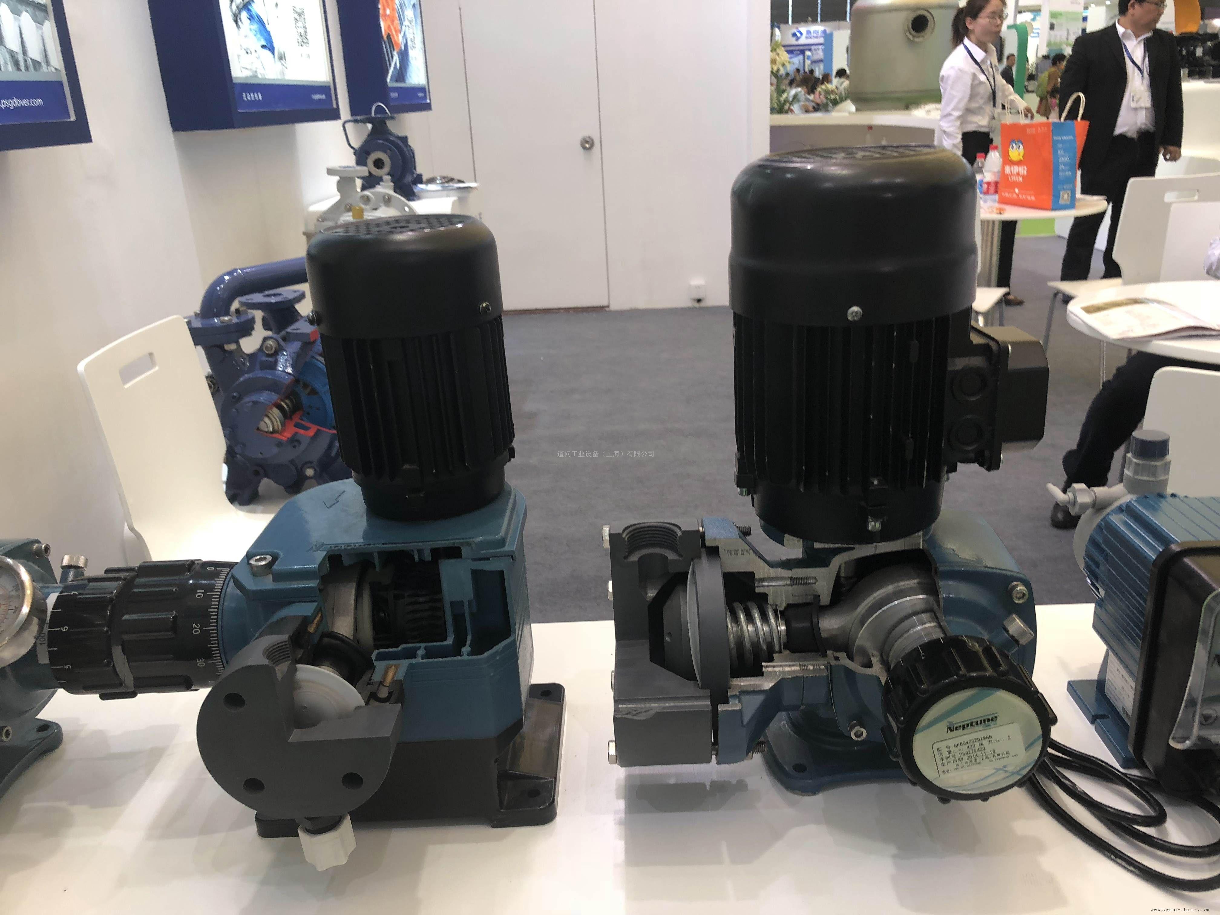 海王星NPB0025-NPB0500计量泵
