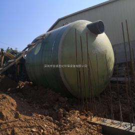 深圳玻璃钢化粪池生产厂家