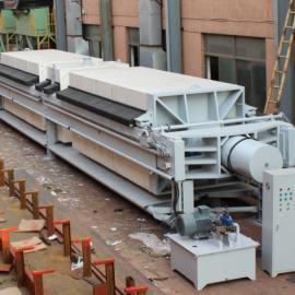 自动拉板板框压滤机厂家,自动拉板压滤机型号,上海厢式压滤机