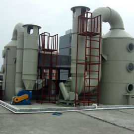脱硫塔环保设备PP氨吹脱塔废气设备喷淋塔酸雾净化塔洗涤塔