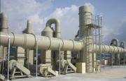 河北硫化氢废气处理设备喷淋塔脱硫塔净化塔氨吹脱塔环保设备