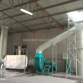 废气设备PP酸雾净化塔脱硫塔喷淋塔洗涤塔环保设备氨吹脱塔