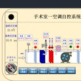 手术室空调物联网远程监控PLC手机远程云平台