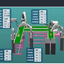 产线物联网云平台远程监控PLC手机远程监控