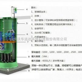 一体化污水提升泵站供应商