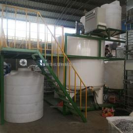10T减水剂复配罐合成设备聚羧酸母液罐生产厂家