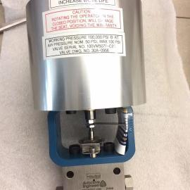 超高压气控阀100VM5071-C2S