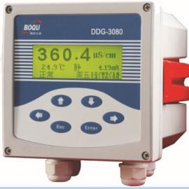 工业盐度计,在线DDG-3080型盐度计,上海博取仪器