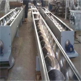 广州无轴螺旋输送机设备 吉丰实力厂家