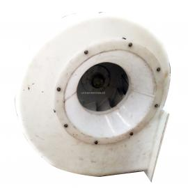 淄博风机厂家专业供应防腐耐强酸强碱PP塑料风机
