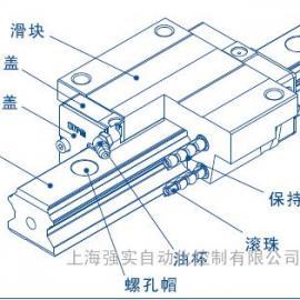 国产静音导轨生产厂家-HTPM低噪音高密封线轨LSQ30AA