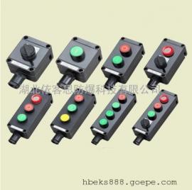 LA582-A1塑胶防腐防爆控制按钮 1钮 武汉防爆厂家生产