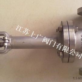 DZ41W-16P/25P/40P不锈钢法兰低温闸阀