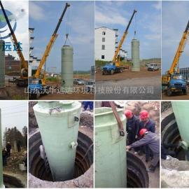 一体化污水提升装置供应商