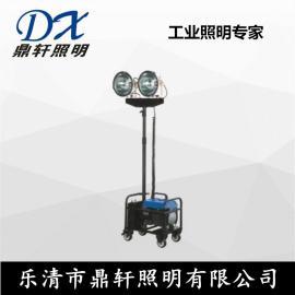 EB7032便携式移动照明车2*400W雅马哈发电机