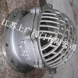 H42W-6P不锈钢升降式底阀