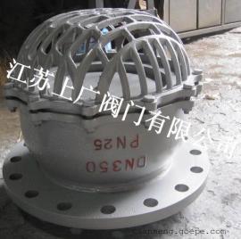 H42X-2.5铸钢法兰底阀