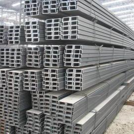 云南槽钢Q345B采购生产厂家