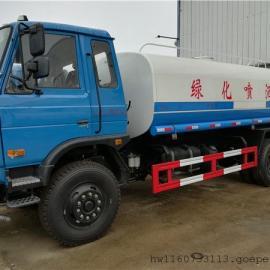 浇水车,10立方12立方农用抗旱浇水车、工地10-12吨拉水车价格