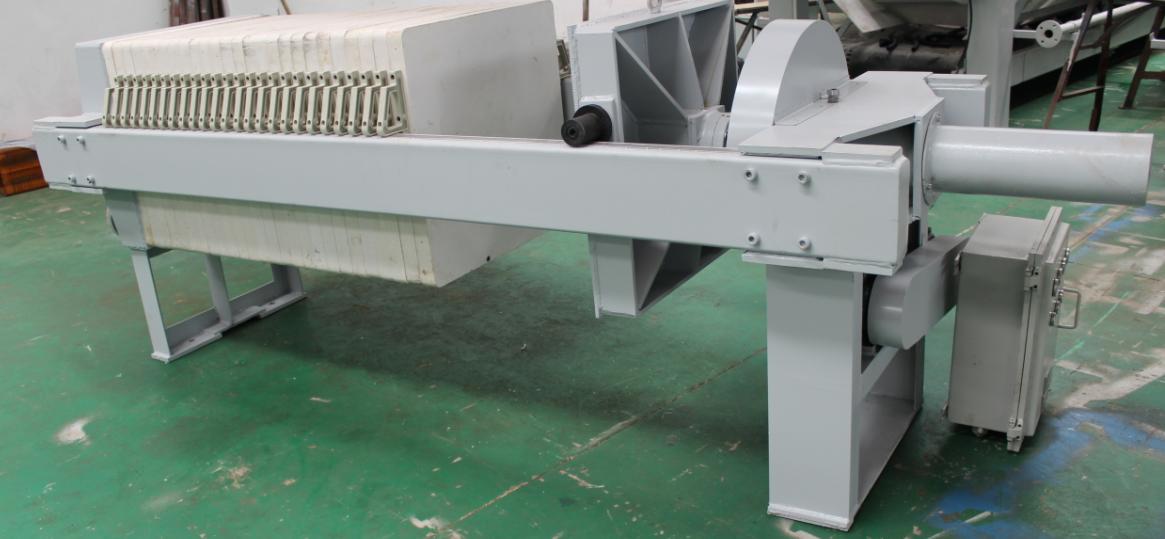 压泥机板框脱水机(污泥脱水机)框板式压滤机