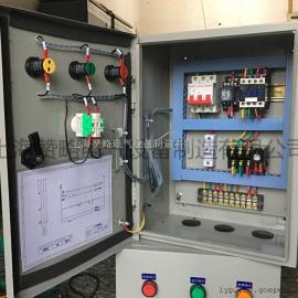 排污泵稳压泵控制柜一控一浮球控制压力控制消防控制箱