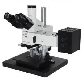 广州粤显地理学 高公倍敛微分连带相衬工业检测标记原子显微镜 ICM-100DIC