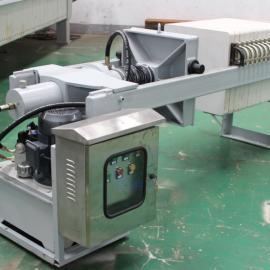 供应高效压滤机特种压滤机程控板框压滤机手动压滤机