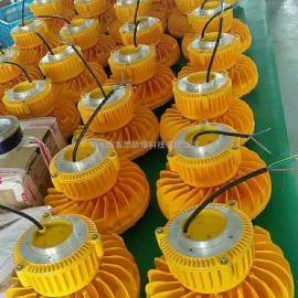 BZD130-120W防爆高效�能LED照明��/食品�S��g防爆LED吸���