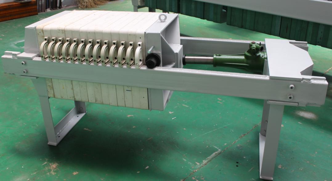 上海朗东植物油香油压滤机