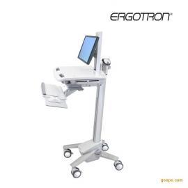 成都爱格升ergotron显示器电脑医疗查房手推车