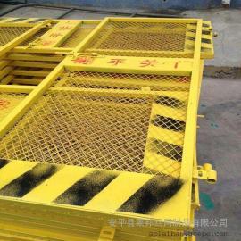 现货施工电梯防护门库存充足 特殊规格可加工定做