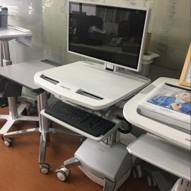 爱格升液晶显示器医用电脑查房车SV42-6301-5